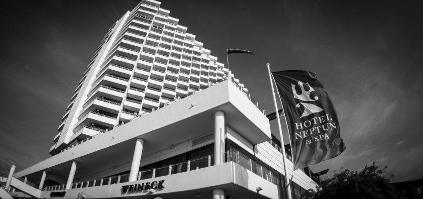 Hotel Neptun Warnemünde -viel Geld für verblichenen Glanz-